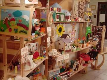 La Maison du bois et du jouet de Mazamet